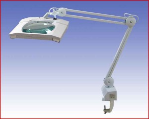 52091 Lupa lampa, model: LP 8069 x5D UV
