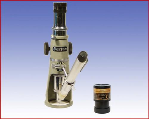 Mikroskop z kamerą mpx usb model mikroskopy
